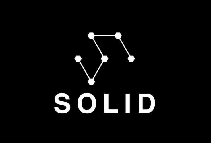 SOLIDロゴ作成!!